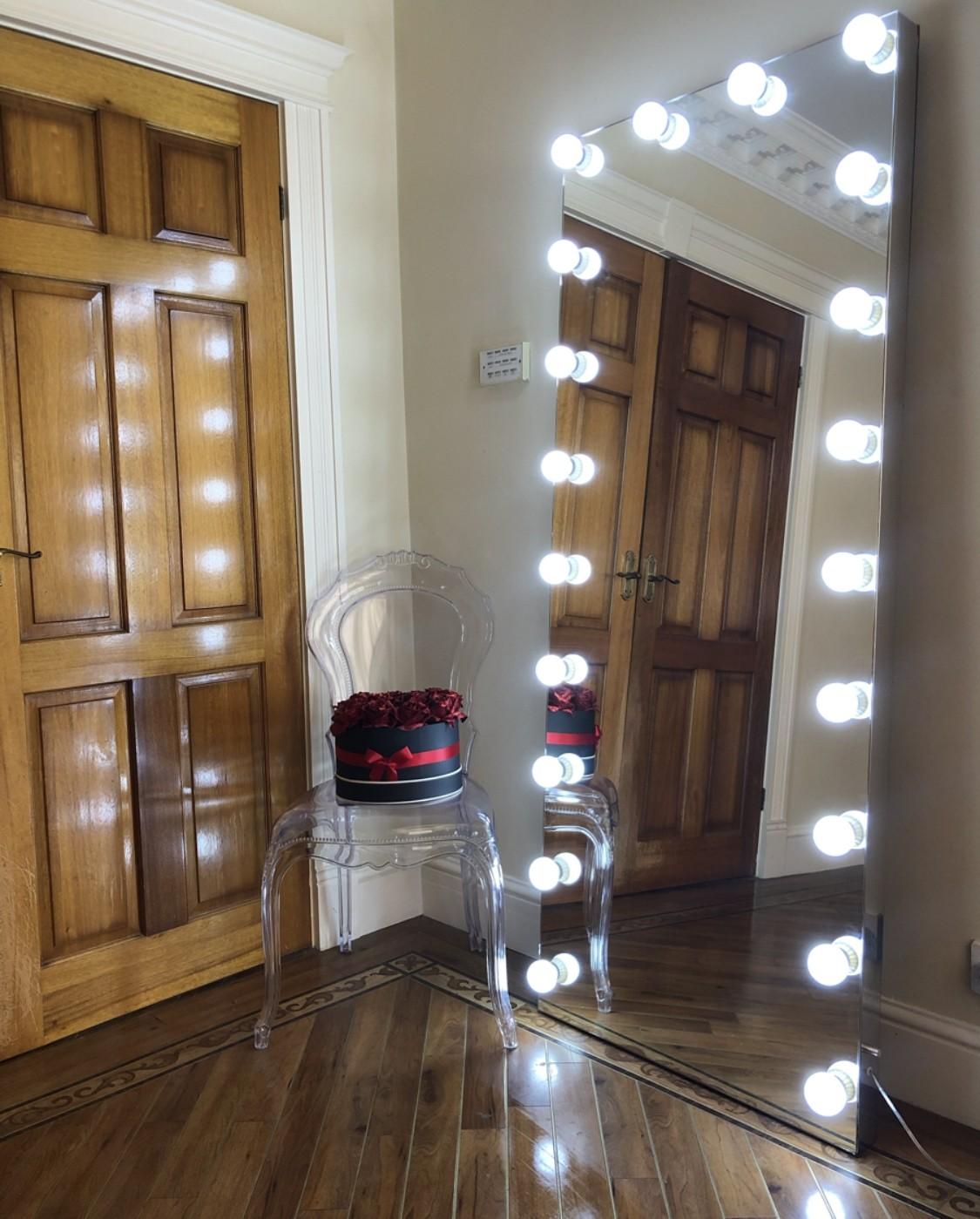 Niches Lite Floor Length Hollywood Xxl 180cm Makeup